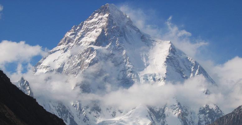 K pour K2, sommet encore ingravis par un Québécois.