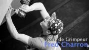 Fred Charron en action | Crédit Photo: Nicolas Charron