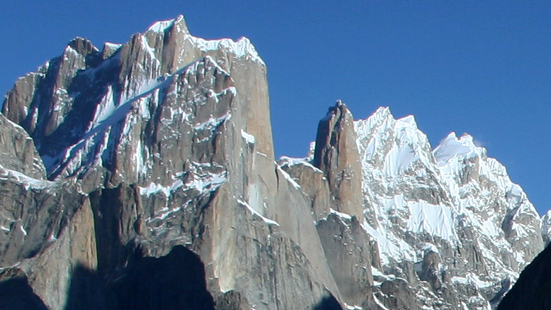 Great Trango Tower | Photo: Ian Bergeron