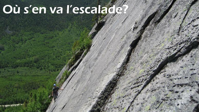 L escalade plus populaire que jamais for Escalade interieur quebec