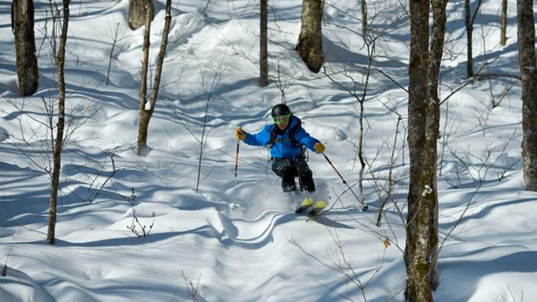 Ski dans la Vallée de la Jacques Cartier | Photo: Sepaq,.com